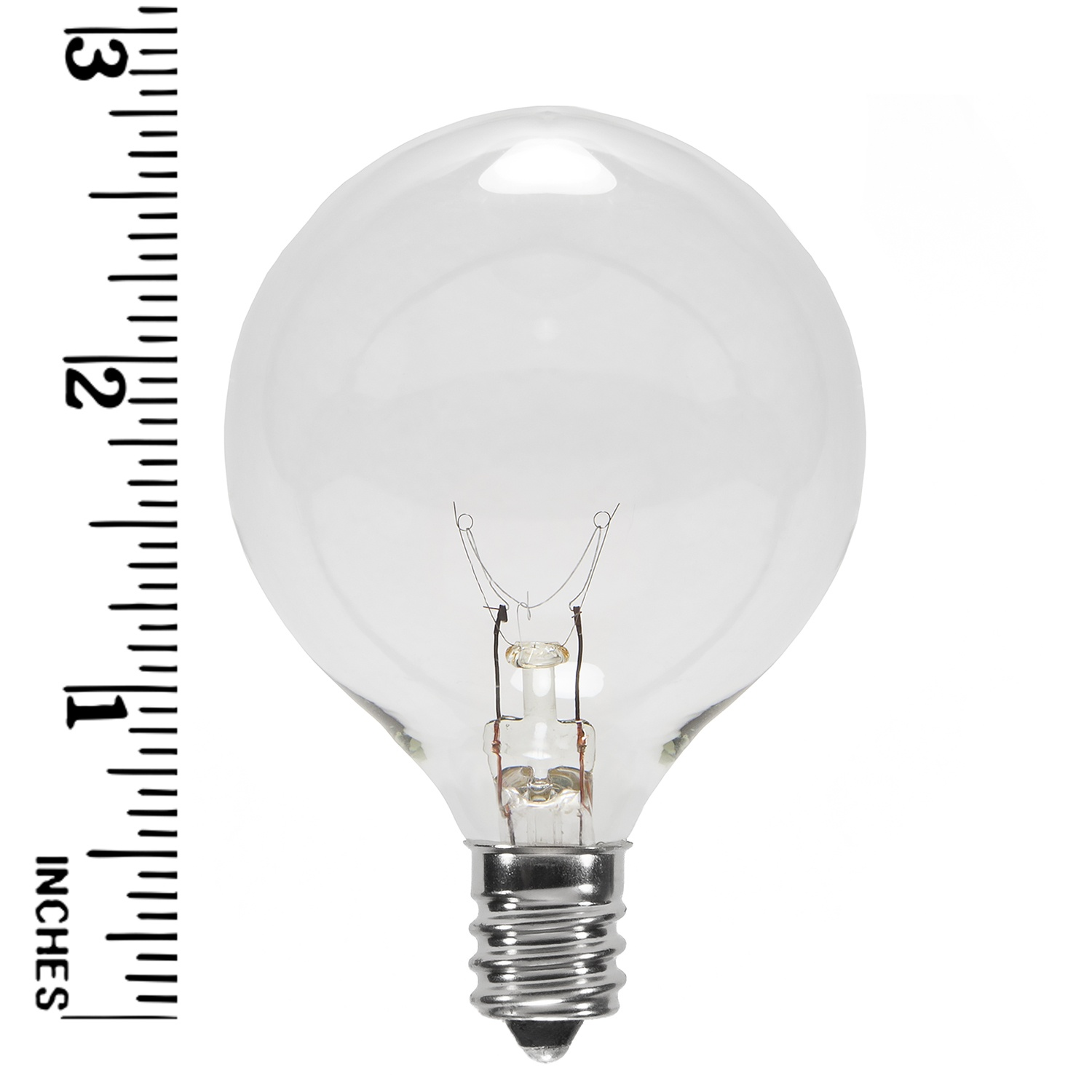 G50 bulb measurement