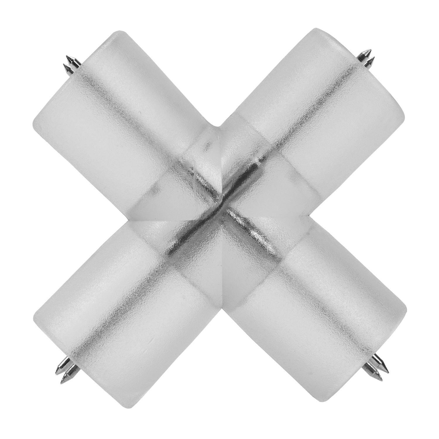 PVC X-Connector for Rope Light