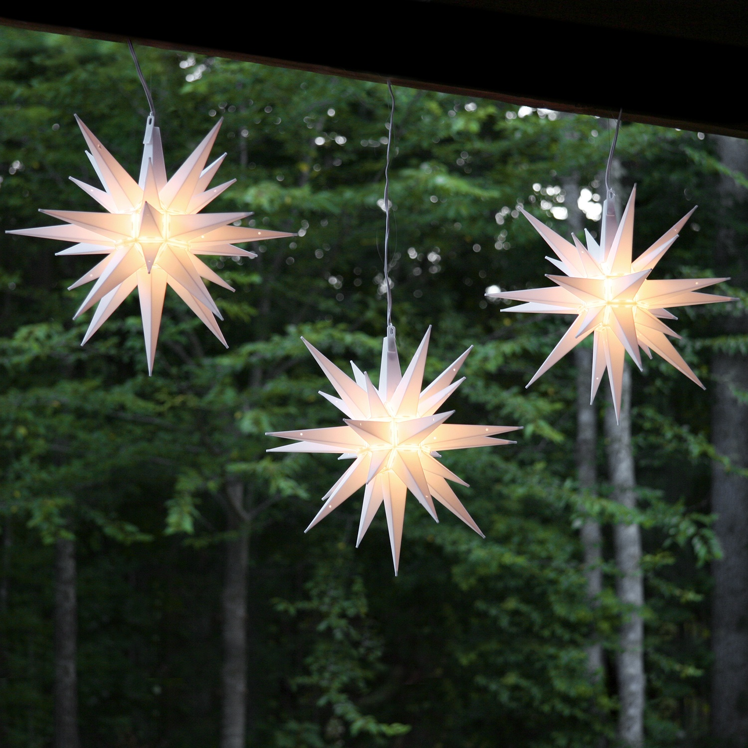 Christmas Decorations Outdoor Star : Outdoor christmas decorations