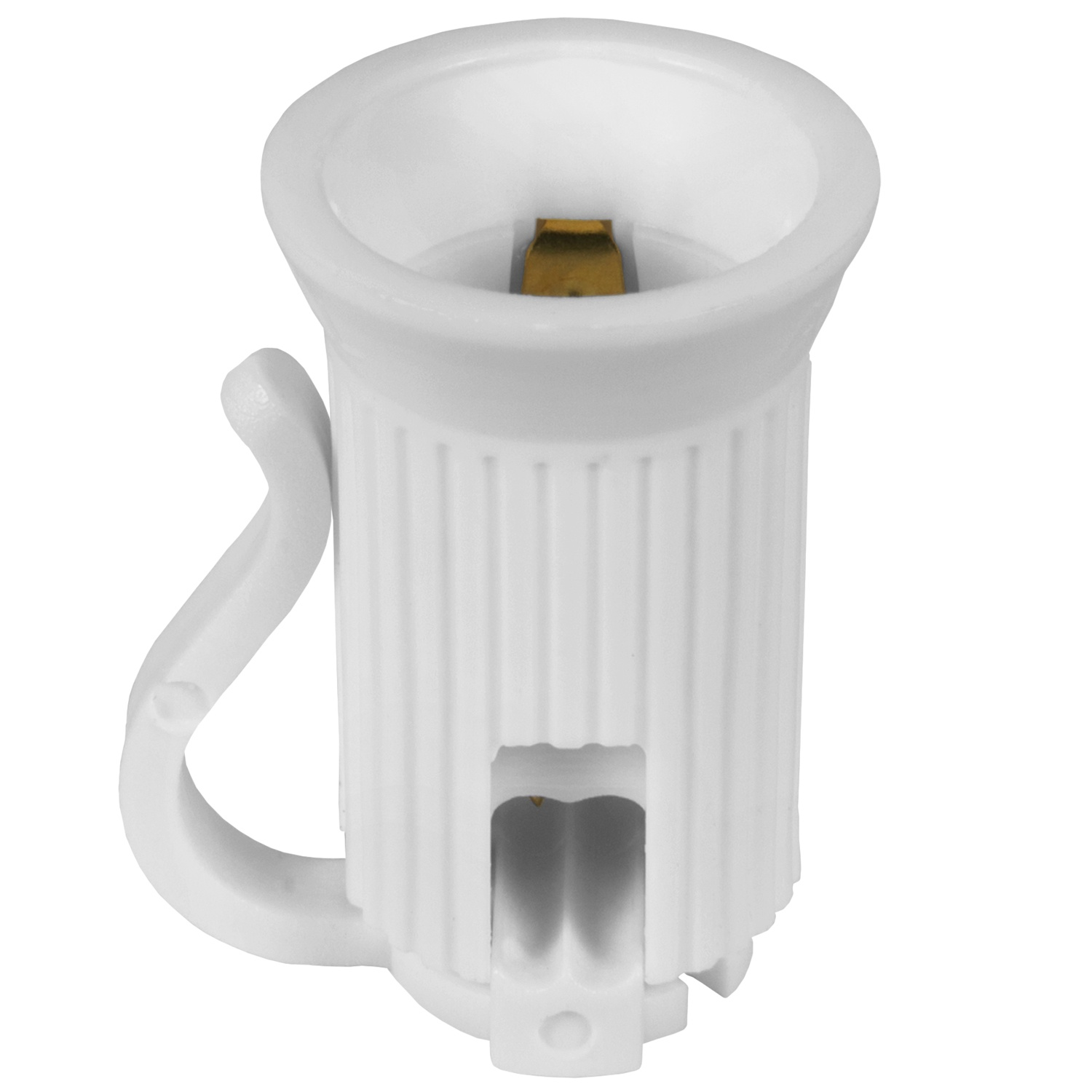 C7 White Socket