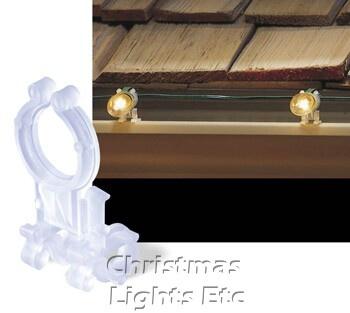 Christmas Light Gutter Hangers