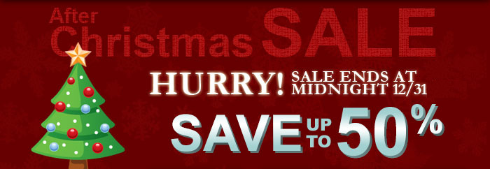 After Christmas Sale - Christmas Lights Etc