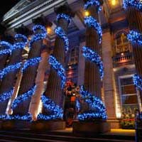 commercial christmas lights - Commercial Christmas Decorations