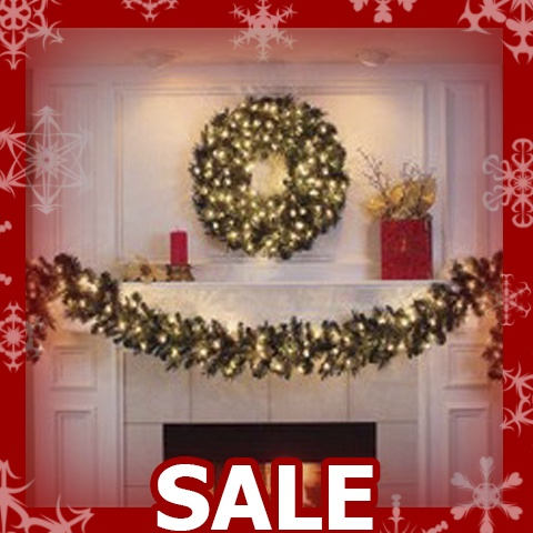holiday wreaths and greenery for sale. Black Bedroom Furniture Sets. Home Design Ideas