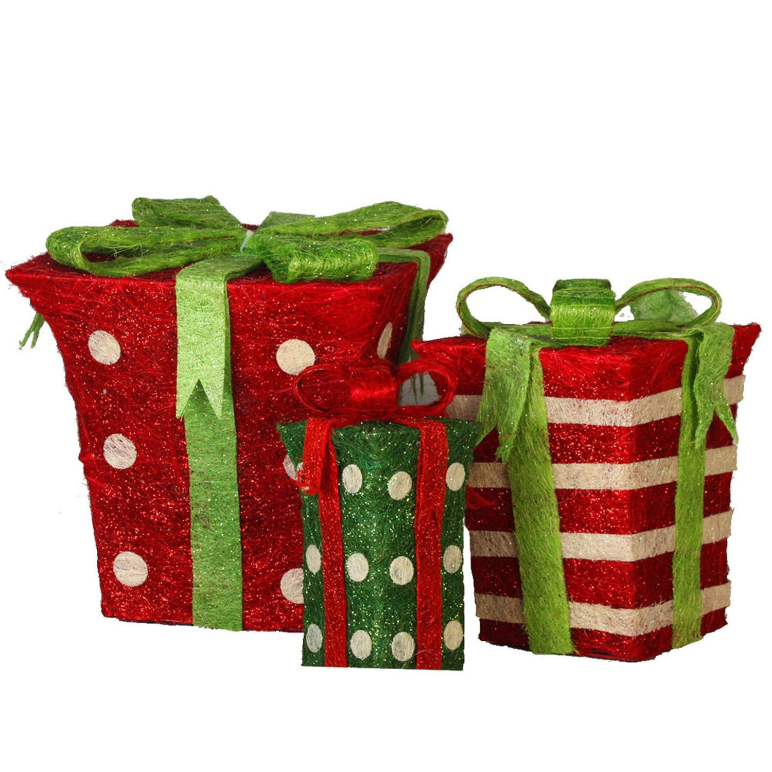 Christmas Storage Boxes