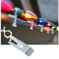 Christmas Light Clips Amp Hangers