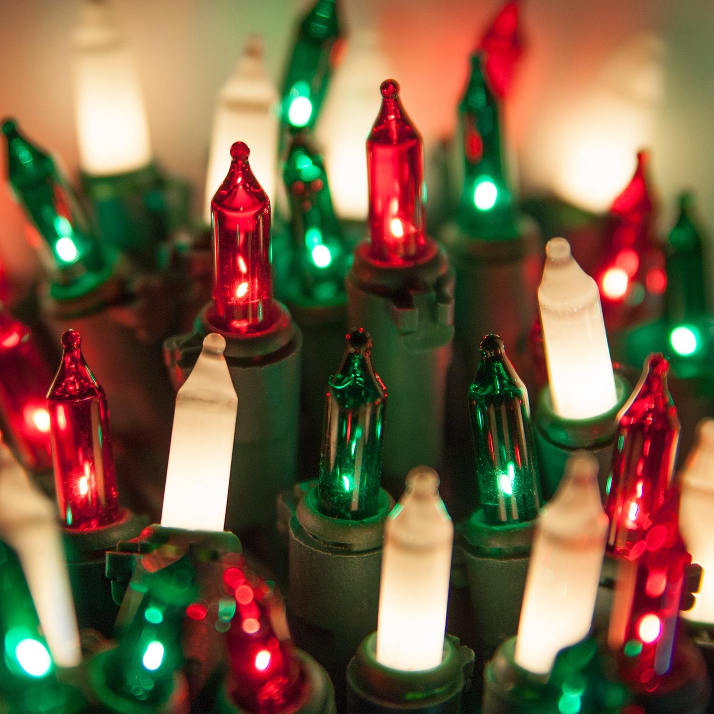 Commercial mini lights