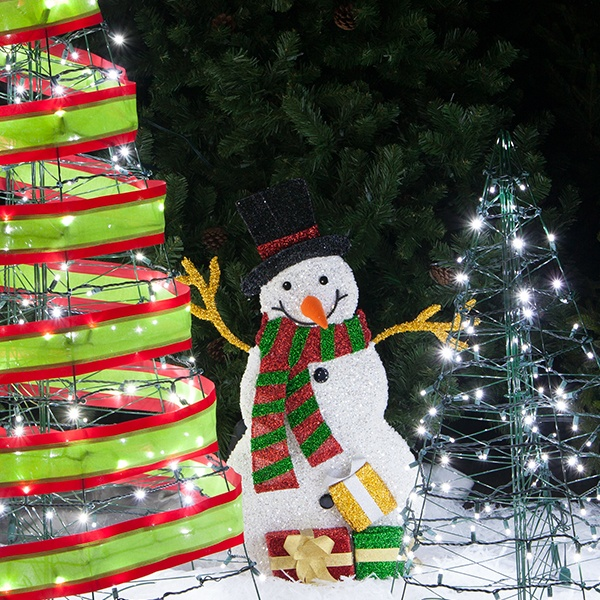 outdoor christmas trees - Outdoor Christmas Trees