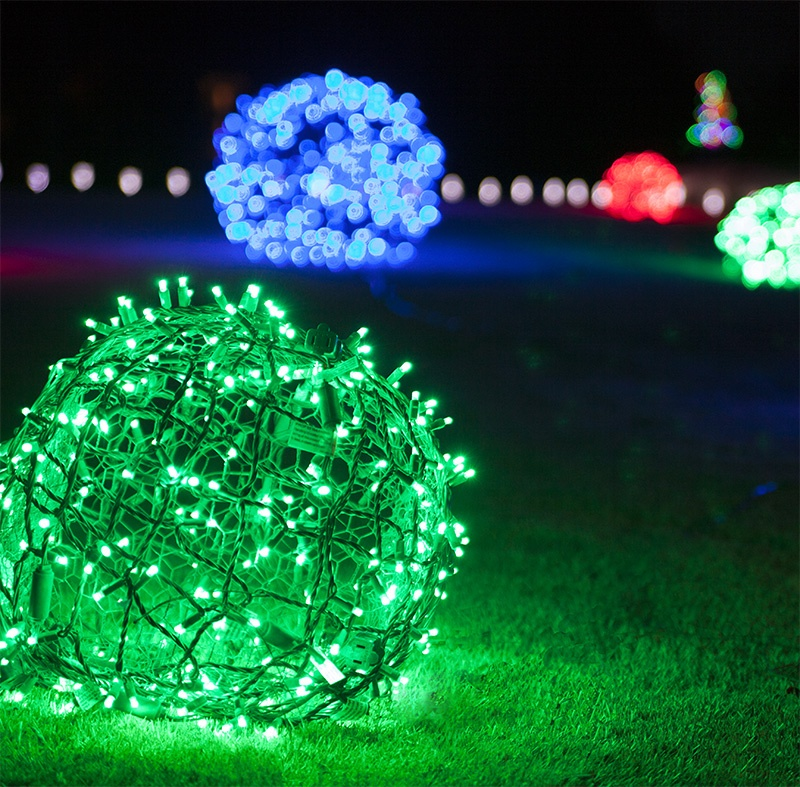 Outdoor Christmas Lighting Ideas: Outdoor Christmas Yard Decorating Ideas