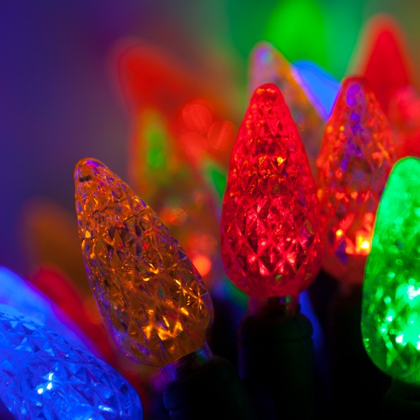 C6 Strawberry Led Light Strings