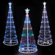Outdoor Christmas Lightshow Decorations