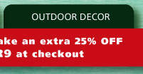 Outdoor Decor Tab