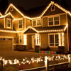 Christmas Lights Ideas for Roof