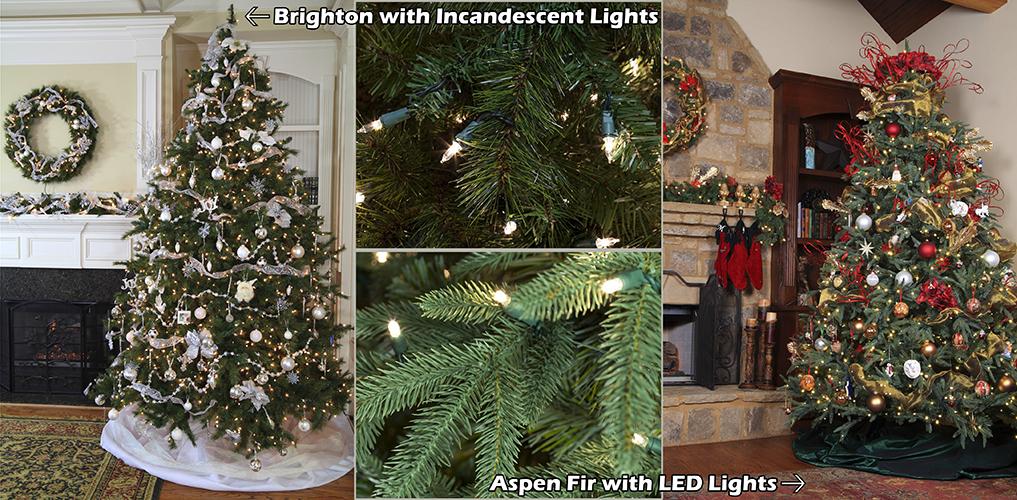 Big Bulb Colored Christmas Lights