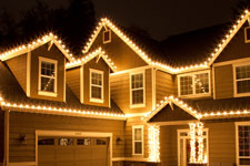 how to christmas lights