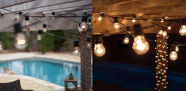 Patio and Outdoor Lighting Ideas