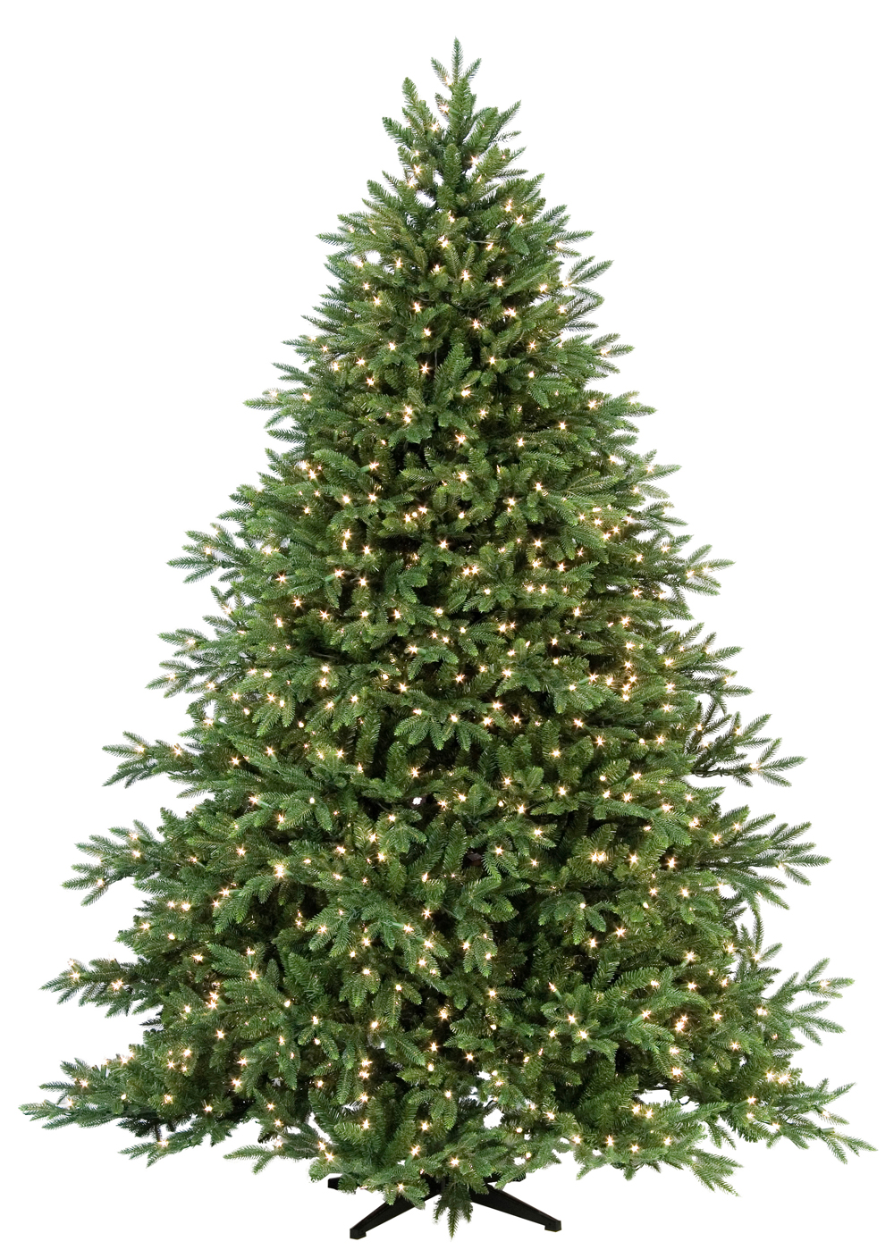 6 Ft Flocked Christmas Tree