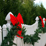 Christmas Greenery Decorations