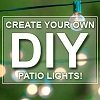 Do-It-Yourself String Lights