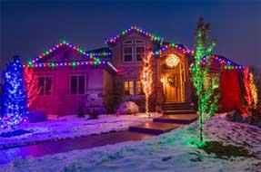 C9 LED Christmas lights