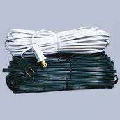 SPT2 500' Green Bulk Wire, 10 Amp, Indoor / Outdoor Use