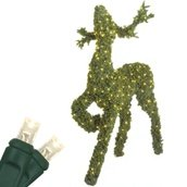 "58"" LED Reindeer with Head Up"